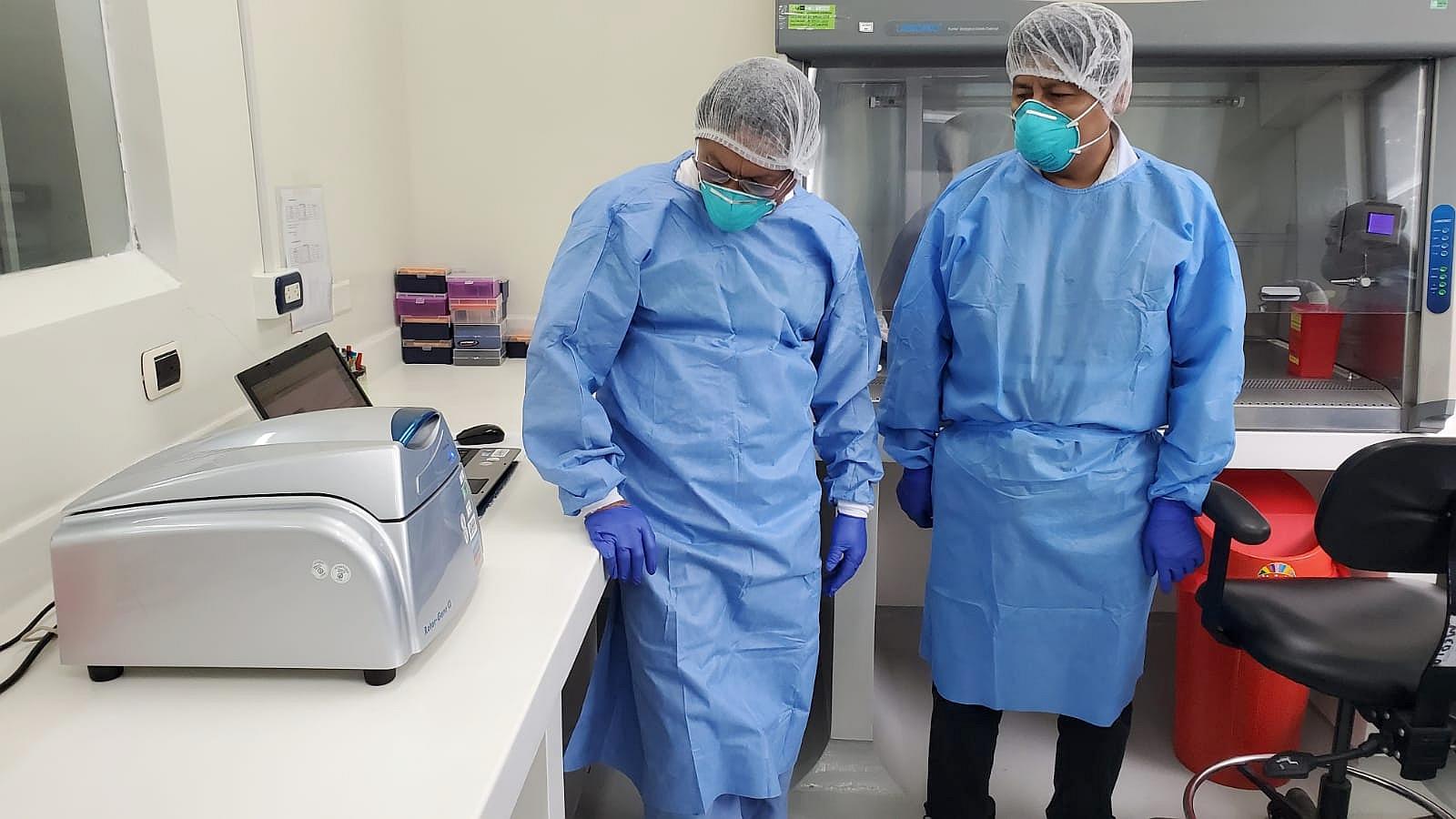 Covid-19: doce laboratorios fuera de Lima están preparados para ...