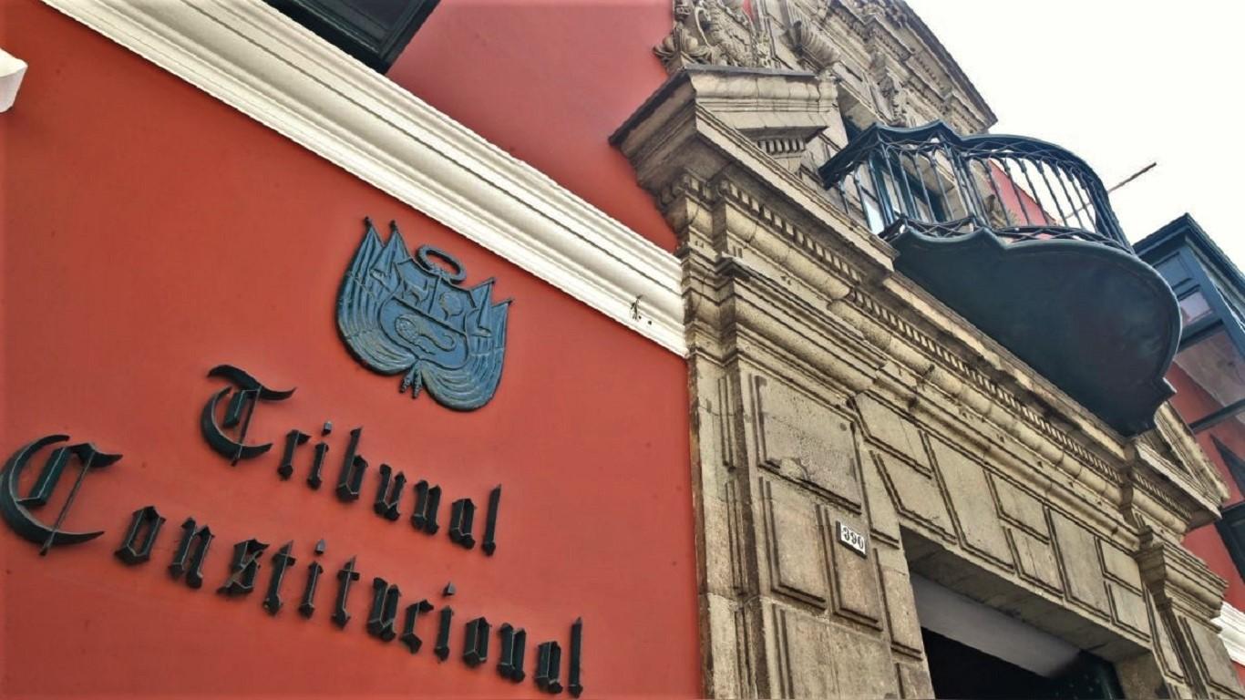 Tribunal Constitucional falla a favor de Sunat para continuar cobro a  deudores tributarios   Ojo Público