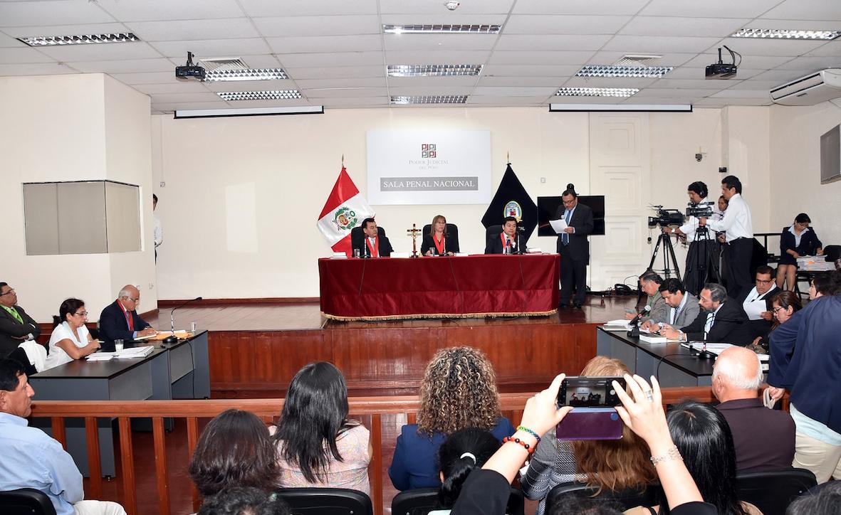 Corte IDH: abogado de Barrios Altos enviará más información sobre el indulto