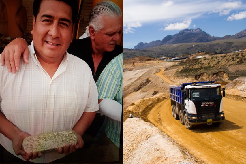 Fidel Sánchez: un préstamo secreto en Samoa para financiar la minería de oro en La Libertad