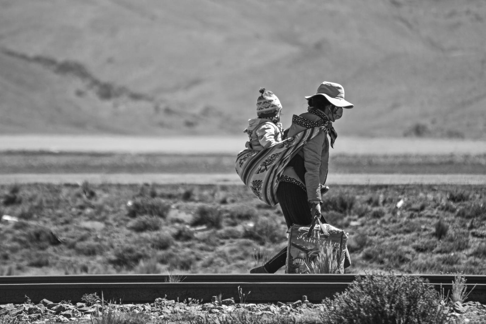 La dura travesía de los más pobres: pandemia y desempleo expulsan a miles  de migrantes | Ojo Público