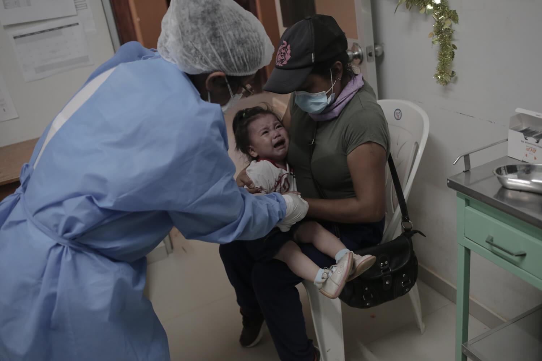 Anemia en indígenas - Gerardo Marin - Setiembre 2021