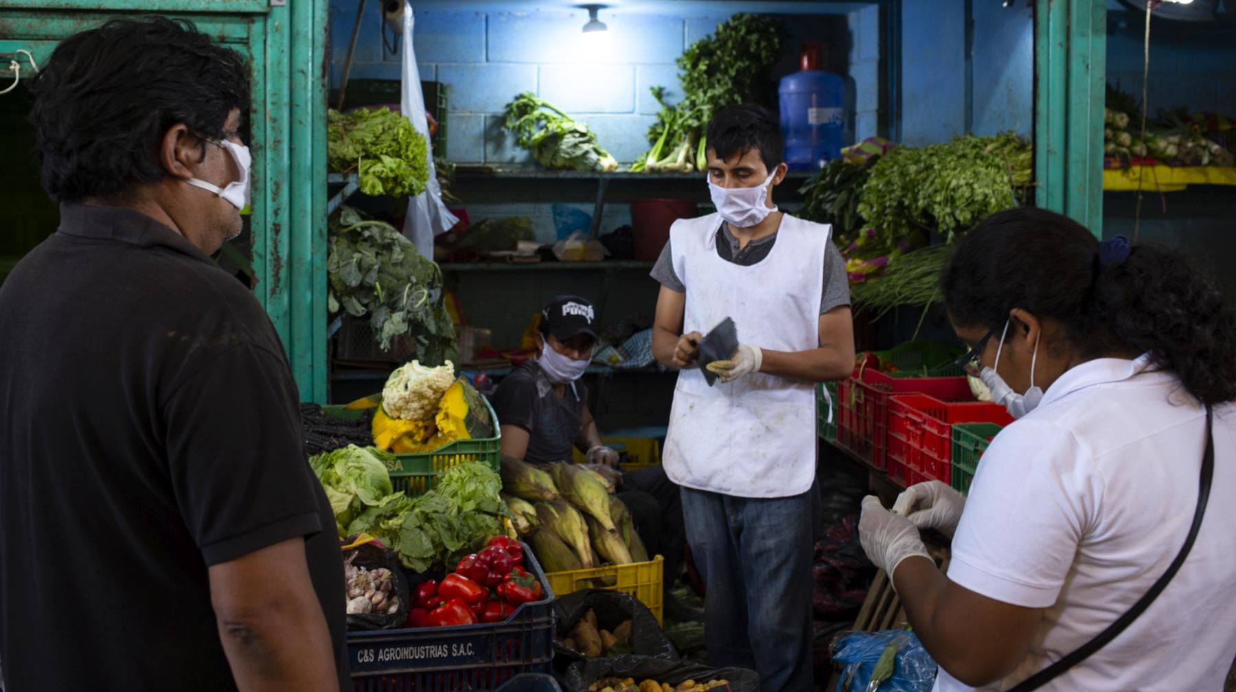 Mercado de Piura_Covid-19