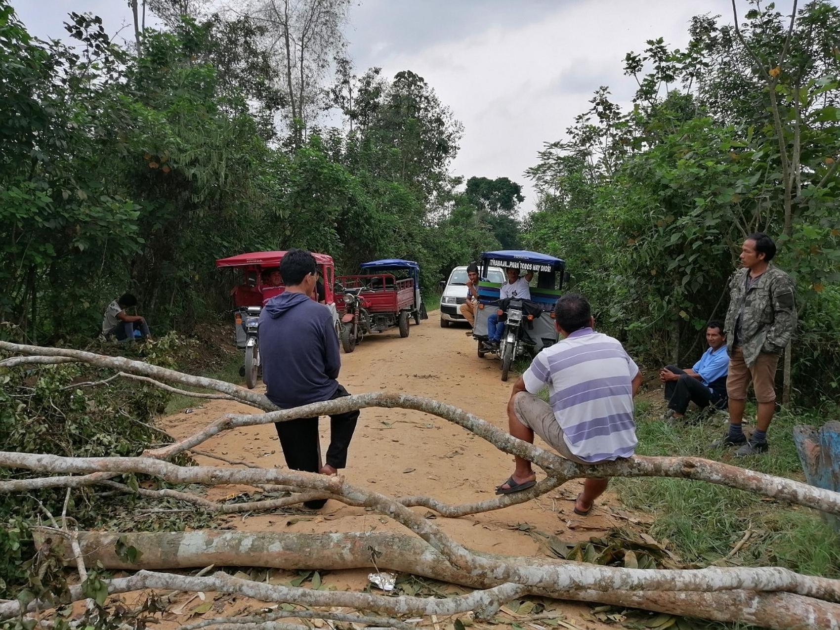 Cierre fronteras Amazonas
