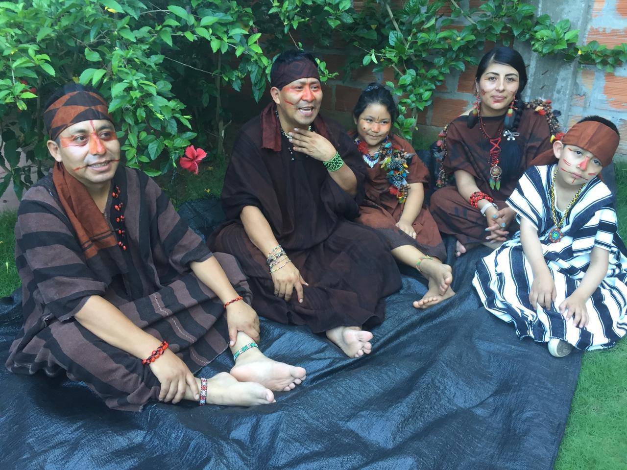 Indígenas Loreto
