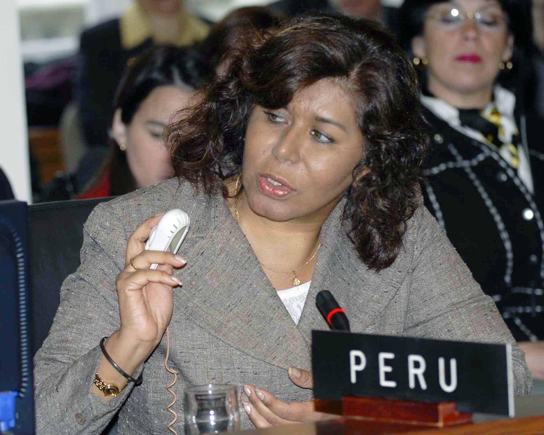 María Zavala Valladares