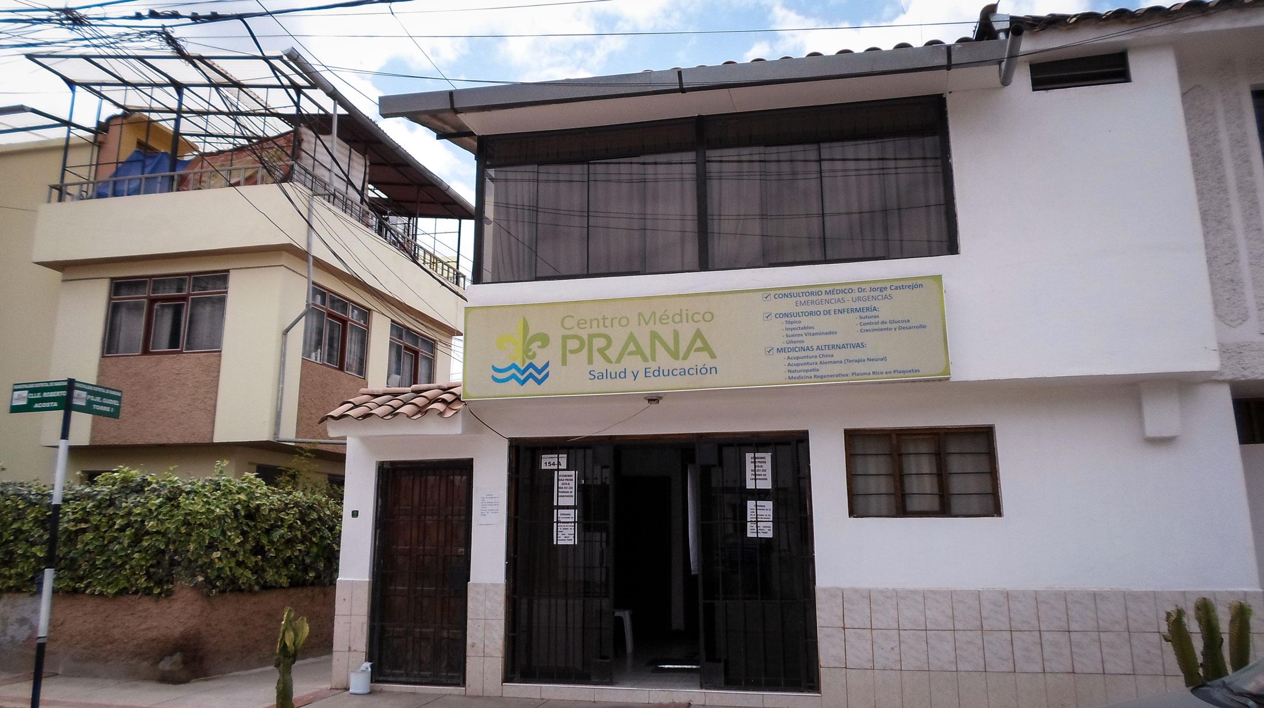 Centro Médico Prana