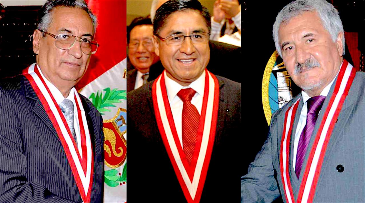 Los supremos jueces del millón*