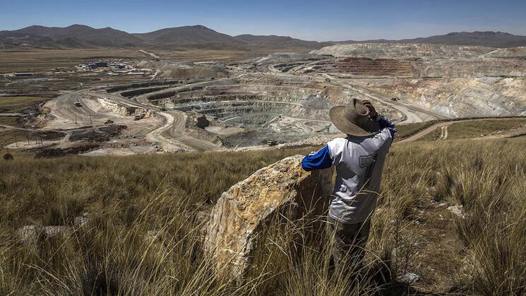 DIÁLOGO. El último informe de la Defensoría del Pueblo registró 127 conflictos sociales del tipo socioambiental, causado en su mayoría por proyectos mineros.