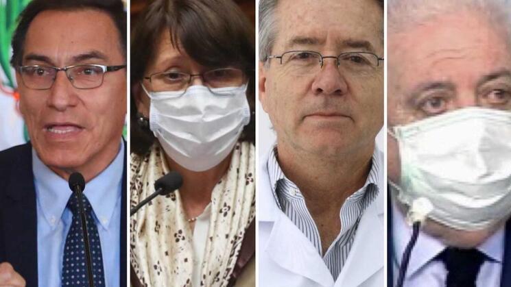 VACUNAS SECRETAS. Los ministros en Perú, Argentina y Ecuador han renunciado este mes a sus cargos acusados de vacunación irregular.